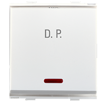 25A DP Switch with Indicator
