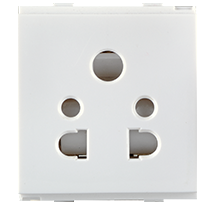 6A Multi Socket (with Shutter)