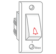 6A Bell Push Switches