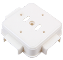 3 Way Push Fit Junction Box