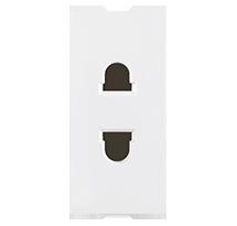 6A 1 Module 2 Pin Socket