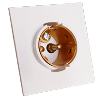 2 Module Mini Batten Holder
