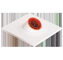 "Olina Square Angle Holder 4.5"" x 4.5"" (Plate Type)"