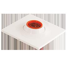 "Olina Square Batten Holder 4.5"" x 4.5"" (Plate Type)"