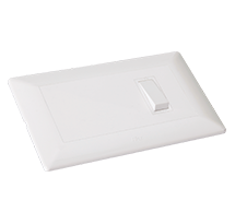 """5"""" x 8"""" Mounting Plate (Suitable for Ena Switches)"""