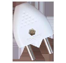 PC 2 Pin Top (Male Pin)