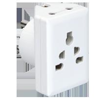 3 Pin Multi Plug for 6/10/13A